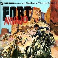 Cómics: EL TENIENTE BLUEBERRY Nº 16 FORT NAVAJO. Lote 253187450