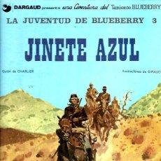 Cómics: EL TENIENTE BLUEBERRY Nº 14 JINETE AZUL. Lote 253187540