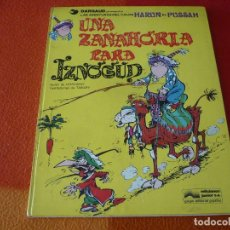 Cómics: UNA ZANAHORIA PARA IZNOGUD ( GOSCINNY TABARY ) EDICIONES JUNIOR GRIJALBO. Lote 253279475