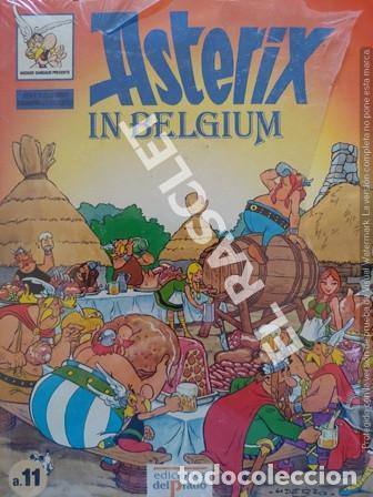 ASTERIX - IN BELGIUM - Nº A11 - EDICIONES EL PRADO (Tebeos y Comics - Grijalbo - Asterix)