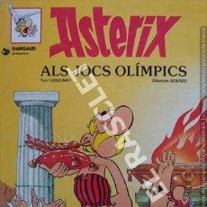 Cómics: ASTERIX - ALS JOCS OLÍMPICS - CATALÁN - NUMERO 5 - TAPAS DURAS. Lote 253692045