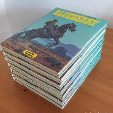 Cómics: LAS AVENTURAS DEL TENIENTE BLUEBERRY 7 TOMOS GRIJALBO/ DARGAUD - CHARLIER- GIRAUD. Lote 253779100