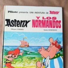 Cómics: CÓMIC ASTERIX Y LOS NORMANDOS - PILOTE. Lote 253844580