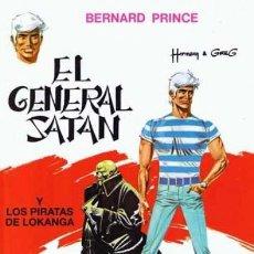 Cómics: BERNARD PRICE T1: EL GENERAL SATÁN Y LOS PIRATAS DE LOKANGA, DE HERMANN Y GREG. Lote 253898380