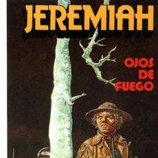 Cómics: JEREMIAH T4: OJOS DE FUEGO, DE HERMANN. Lote 253899005