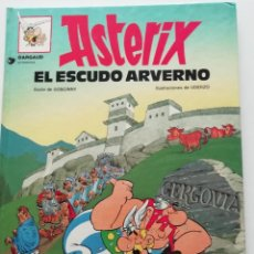 Cómics: ASTERIX EL ESCUDO ARVERNO. Lote 254121985
