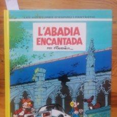 Fumetti: L'ABADIA ENCANTADA. TOME; JANRY. ED. JUNIOR. BARCELONA, 1994.. Lote 254136750