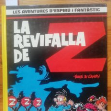 Fumetti: LA REVIFALLA DE Z. TOME; JANRY. ED. JUNIOR. BARCELONA, 1990. 30 CM. 46 P.. Lote 254137335