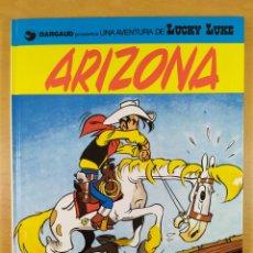 Cómics: LUCKY LUKE - ARIZONA / GRIJALBO-DARGAUD. 1993. Lote 254218285
