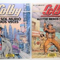 Cómics: LOTE COMICS COLBY GRIJALBO/DARGAUD. Lote 254253615