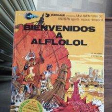 Cómics: VALERIAN. AGENTE ESPACIO-TEMPORAL Nº 3. BIENVENIDOS A ALFLOLOL - MEZIERES / CHRISTIN. Lote 254539470