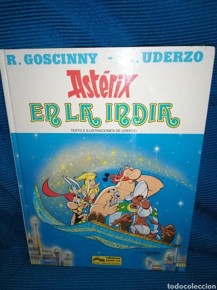 ASTERIX EN LA INDIA, R. GOSCINNY - A UDERZO. EDICIONES JUNIOR S.A. ,GRUPO EDITORIAL GRIJALBO (Tebeos y Comics - Grijalbo - Asterix)