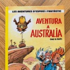 Cómics: ESPIRÚ: LES AVENTURES D'ESPIRU I FANTASTIC Nº 20: AVENTURA A AUSTRALIA - CATALÁ - D2 - NUEVÍSIMO. Lote 254843490