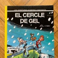 Cómics: ESPIRÚ: LES AVENTURES D'ESPIRU I FANTASTIC Nº 42: EL CERCLE DE GEL - CATALÁ - IMPOLUTO. Lote 254843520