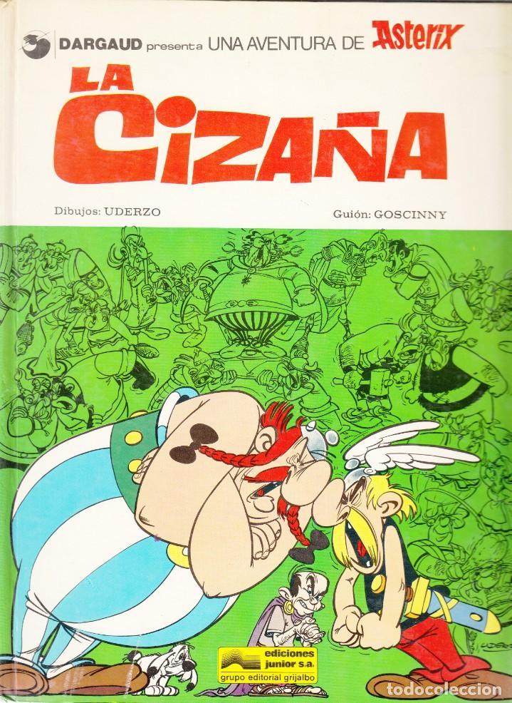 ASTERIX: LA CIZAÑA ( 1978 ) (Tebeos y Comics - Grijalbo - Asterix)