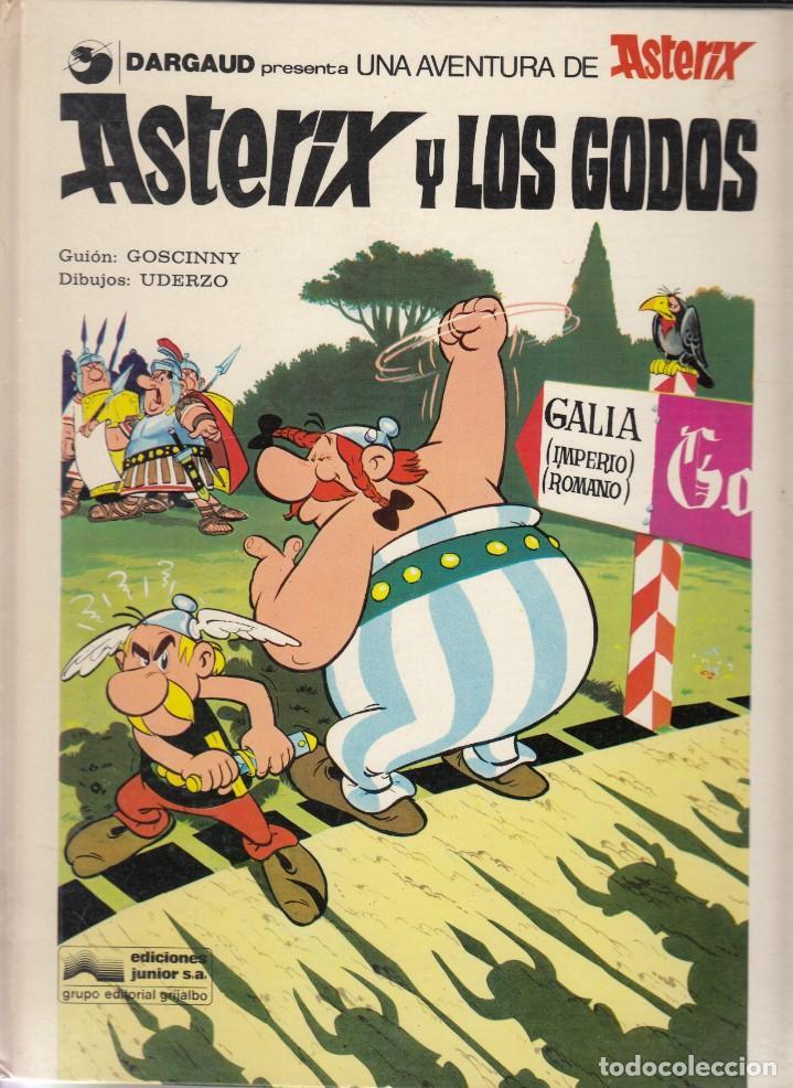 ASTERIX Y LOS GODOS ( 1979 ) (Tebeos y Comics - Grijalbo - Asterix)