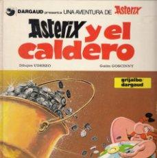 Cómics: ASTERIX Y EL CALDERO ( 1984 ). Lote 254934635