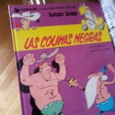 Cómics: LUCKY LUKE. LAS COLINAS NEGRAS. Lote 254936420