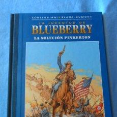 Cómics: LA JUVENTUD DE BLUEBERRY - Nº 41 - EDICION COLECCIONISTA - GIRAUD - TAPA DURA - PLANETA. Lote 254961255