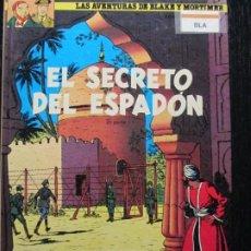 Comics : EL SECRETO DEL ESPADON--SEGUNDA PARTE--BLAKE Y MORTIMER. Lote 254982960