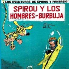Cómics: SPIROU Y LOS HOMBRES-BURBUJA Nº 13. Lote 255005455