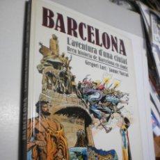 Cómics: BARCELONA L'AVENTURA D'UNA CIUTAT. EN CÒMIC. GREGORI LURI, JAUME MARZAL. AJUNTAMENT BARCELONA 1991. Lote 255372925