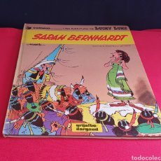 Cómics: COMICS LUCKY LUKE SARAH BERNHARDT. Lote 255384790