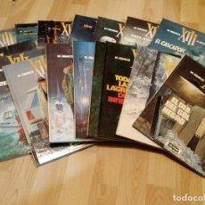 Cómics: XIII DE W.VANCE Y J. VAN HAMME Nº 1 AL 16 1ª EDICIÓN GRIJALBO-DARGAUD/NORMA. Lote 255417540