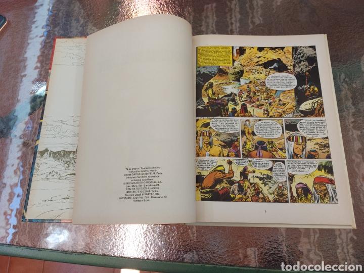 Cómics: TENIENTE BLUEBERRY TORMENTA EN EL OESTE, GRIJALBO DARGAUD, COMIC DEL OESTE - Foto 9 - 255539245