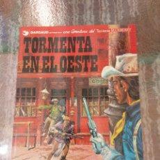 Cómics: TENIENTE BLUEBERRY TORMENTA EN EL OESTE, GRIJALBO DARGAUD, COMIC DEL OESTE. Lote 255539245