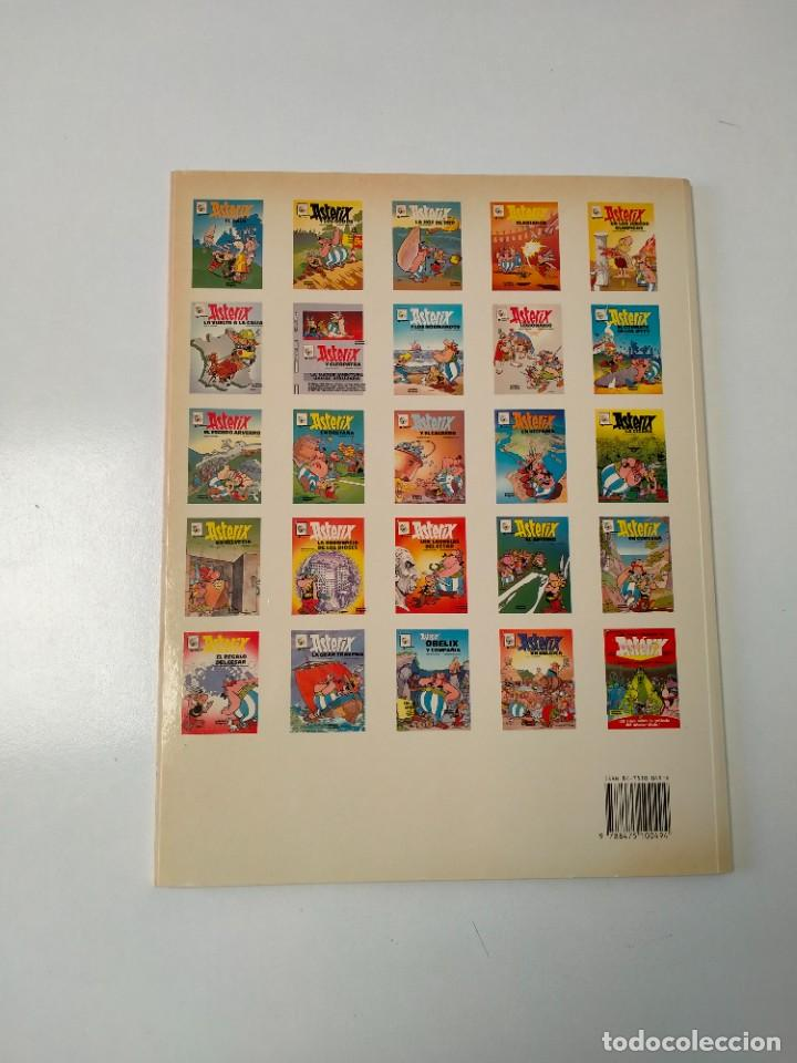 Cómics: Astérix Obélix y Compañía número 23 Tapa blanda Grijalbo-Dargaud 1994 - Foto 2 - 255580465