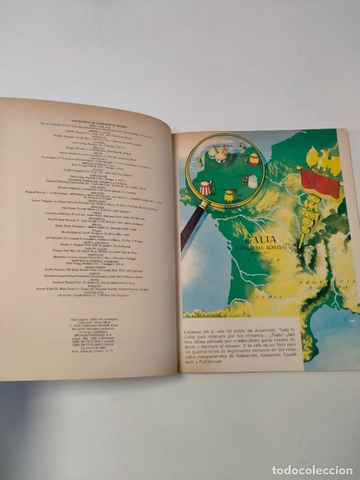 Cómics: Astérix Obélix y Compañía número 23 Tapa blanda Grijalbo-Dargaud 1994 - Foto 5 - 255580465