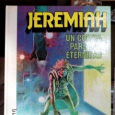 Cómics: JEREMIAH Nº 5 - UN COBAYA PARA LA ETERNIDAD - GRIJALBO 1982 ''BUEN ESTADO''. Lote 255607435
