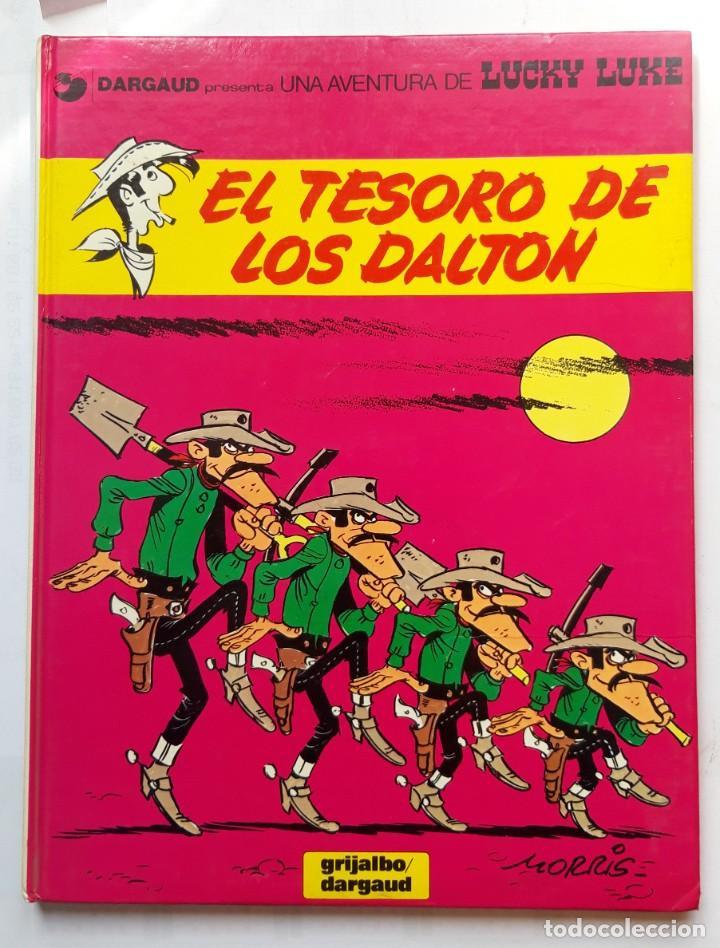 LUCKY LUKE. EL TESORO DE LOS DALTON. MORRIS. (Tebeos y Comics - Grijalbo - Lucky Luke)