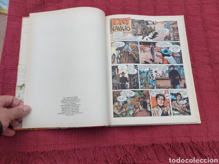 Cómics: TENIENTE BLUEBERRY FORT NAVAJO- GRIJALBO DARGAUD -COMIC DEL OESTE - Foto 9 - 256050430