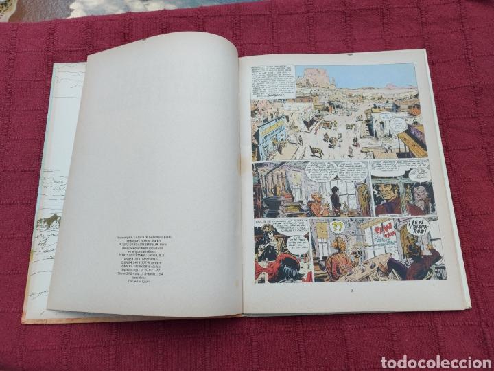 Cómics: TENIENTE BLUEBERRY, LA MINA DEL ALEMAN PERDIDO-EDICIONES JUNIOR GRIJALBO DARGAUD-COMIC DEL OESTE - Foto 11 - 256056480