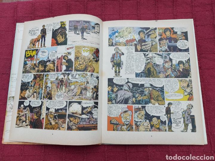 Cómics: TENIENTE BLUEBERRY, LA MINA DEL ALEMAN PERDIDO-EDICIONES JUNIOR GRIJALBO DARGAUD-COMIC DEL OESTE - Foto 13 - 256056480