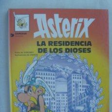 Cómics: ASTERIX LA RESIDENCIA DE LOS DIOSES. DARGAUD - GRIJALBO. CIRCULO LECTORES 30 ANIVERSARIO 1993. Lote 256056710