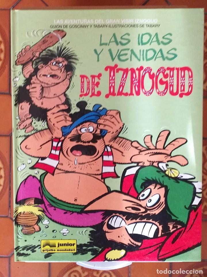 LAS IDAS Y VENIDAS DE IZNOGUD. 19. JUNIOR.GRIJALBO. (Tebeos y Comics - Grijalbo - Iznogoud)