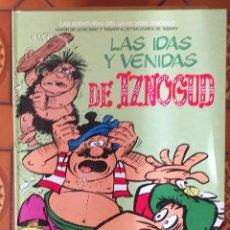 Cómics: LAS IDAS Y VENIDAS DE IZNOGUD. 19. JUNIOR.GRIJALBO.. Lote 256062420