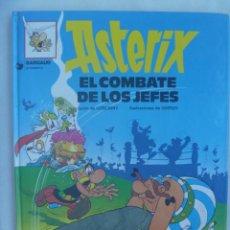 Cómics: ASTERIX EL COMBATE DE LOS JEFES. DARGAUD - GRIJALBO. CIRCULO LECTORES 30º ANIVERSARIO 1993. Lote 256166155