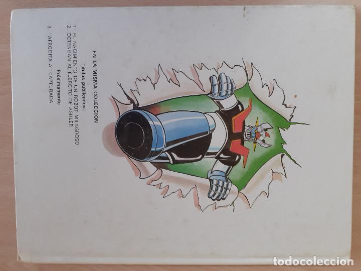 Cómics: Mazinger Z Nº 2. Detengan al ejército de Ashler. Ediciones Junior. Editorial Grijalbo 1978 - Foto 3 - 257304835