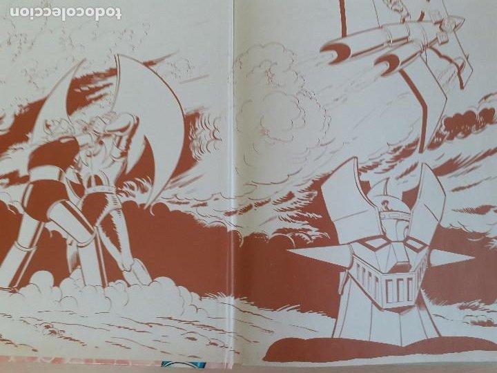 Cómics: Mazinger Z Nº 2. Detengan al ejército de Ashler. Ediciones Junior. Editorial Grijalbo 1978 - Foto 4 - 257304835
