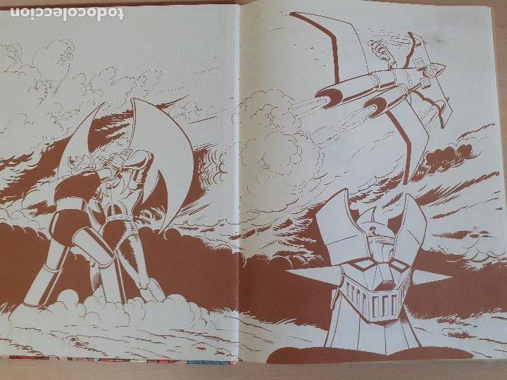 Cómics: Mazinger Z Nº 4. La apurada victoria de Mazinger Z. Ediciones Junior. Editorial Grijalbo 1978 - Foto 4 - 257305020