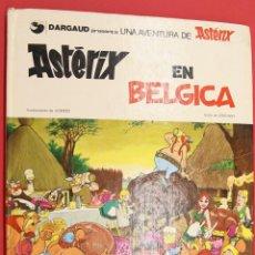 Cómics: ASTERIX EN BÉLGICA EDITORIAL GRIJALBO DARGAUD 1985 TAPA DURA. Lote 257306200