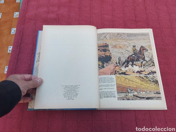 Cómics: TENIENTE BLUEBERRY- EL FANTASMA DE LAS BALAS DE ORO-EDICIONES JUNIOR S,A, GRIJALBO DARGAUD-OESTE - Foto 10 - 257311375