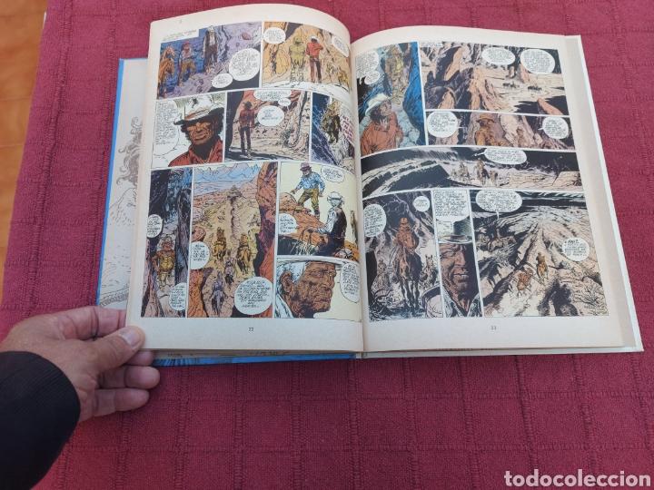 Cómics: TENIENTE BLUEBERRY- EL FANTASMA DE LAS BALAS DE ORO-EDICIONES JUNIOR S,A, GRIJALBO DARGAUD-OESTE - Foto 12 - 257311375