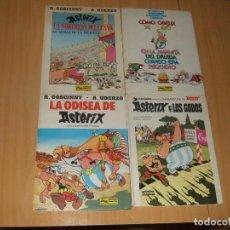 Cómics: LOTE DE 4 ANTIGUOS COMIC DE ASTERIX Y OBELIX - TAPA DURA - DARGAUD GRIJALBO. Lote 257356260