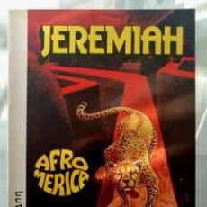 Cómics: JEREMIAH Nº 7 - AFROAMERICA - GRIJALBO 1982 ''BUEN ESTADO''. Lote 255607900