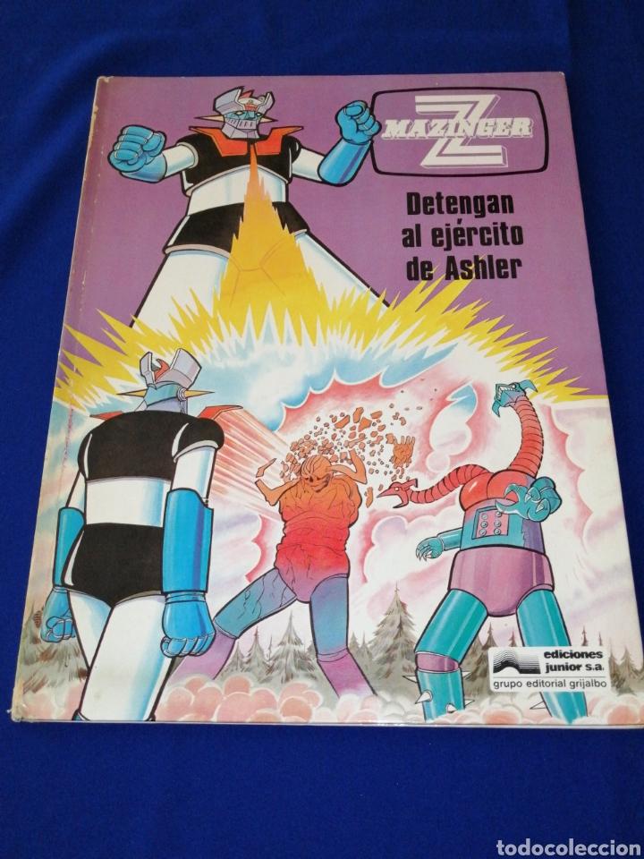Cómics: MAZINGUER número 2 - DETENGAN AL EJÉRCITO DE ASHLER - Foto 2 - 257442455